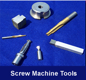 Screw Machine Tools